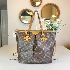 Louis Vuitton Monogram Canvas Palermo GM Handbag